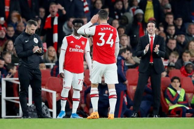 Xhaka moet bij Arsenal dan toch aanvoerdersband inleveren