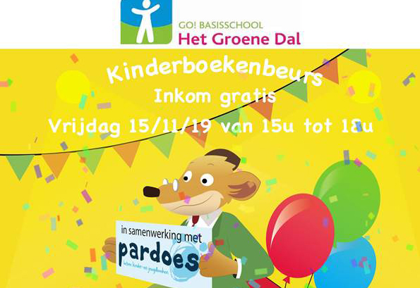 Geronimo Stilton te gast op kinderboekenbeurs GO Het Groene Dal