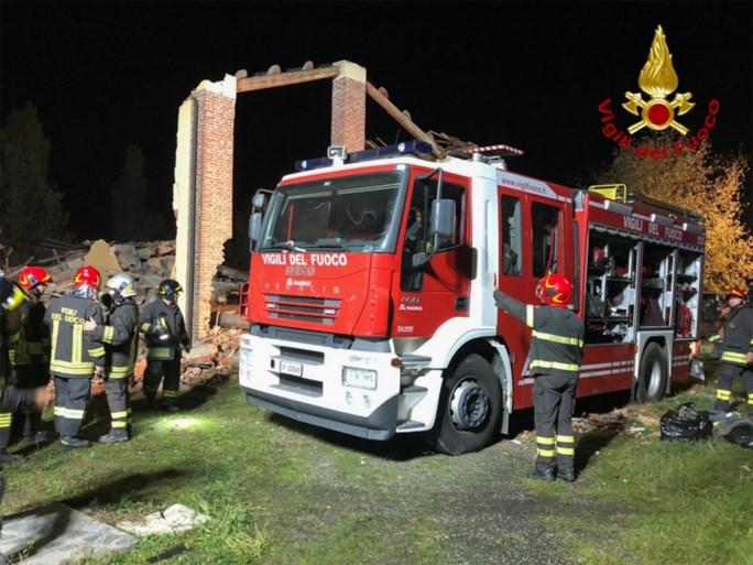 Brand waarbij drie brandweermannen stierven, was poging om verzekering op te lichten: eigenaar aangehouden na bekentenis