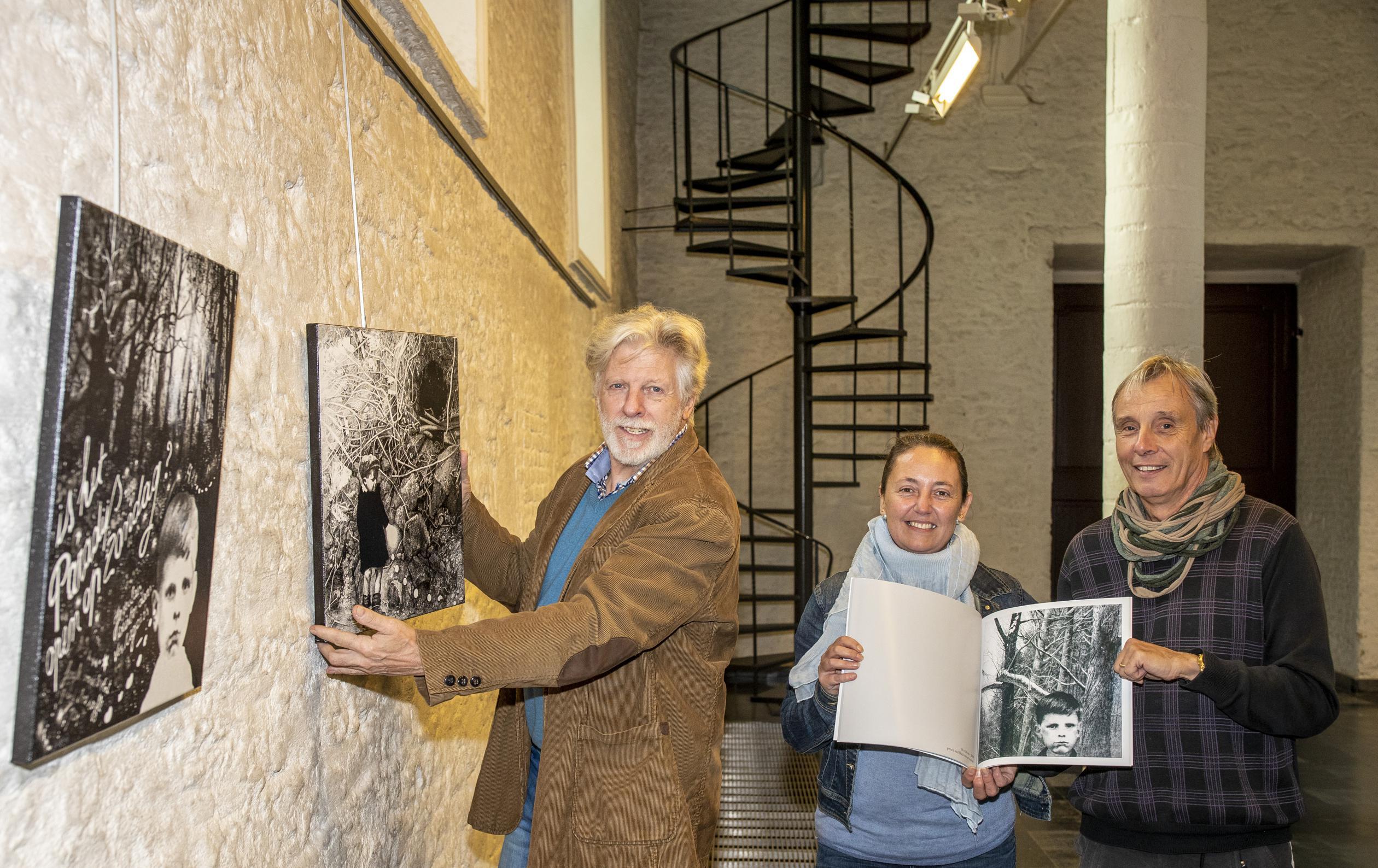 """Silvain toont nieuw werk: """"Mijn zaak tegen Ye gaat de Chinese geschiedenis in"""""""
