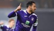 Anderlecht dankt tegen Zulte Waregem andermaal Chadli en Roofe