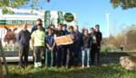 Hollebeekhoeve schenkt 7.000 euro aan Vasse Kweek