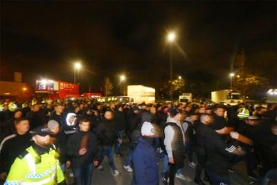 Racing Genk-supporter krijgt drie jaar stadionverbod na aanval op vier agenten in Liverpool