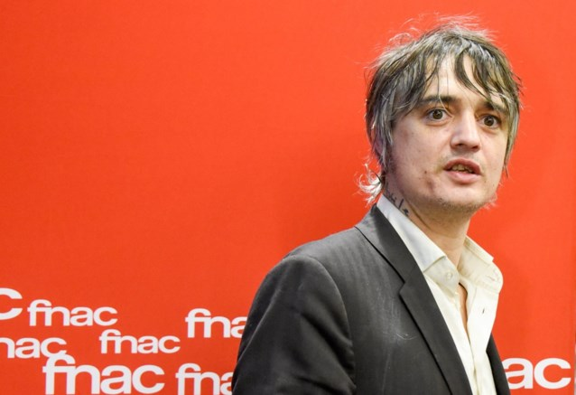 Britse rockzanger Pete Doherty in Parijs opgepakt wegens drugs
