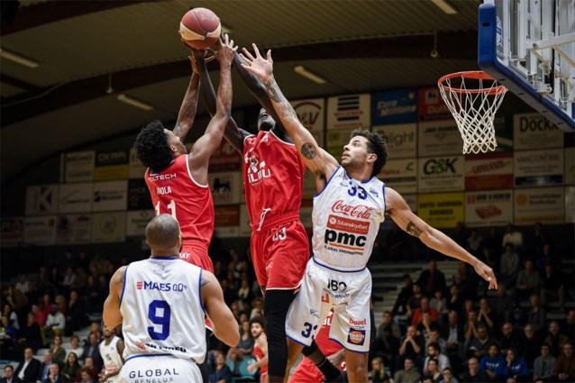 Oostende wint na thriller tegen Mechelen