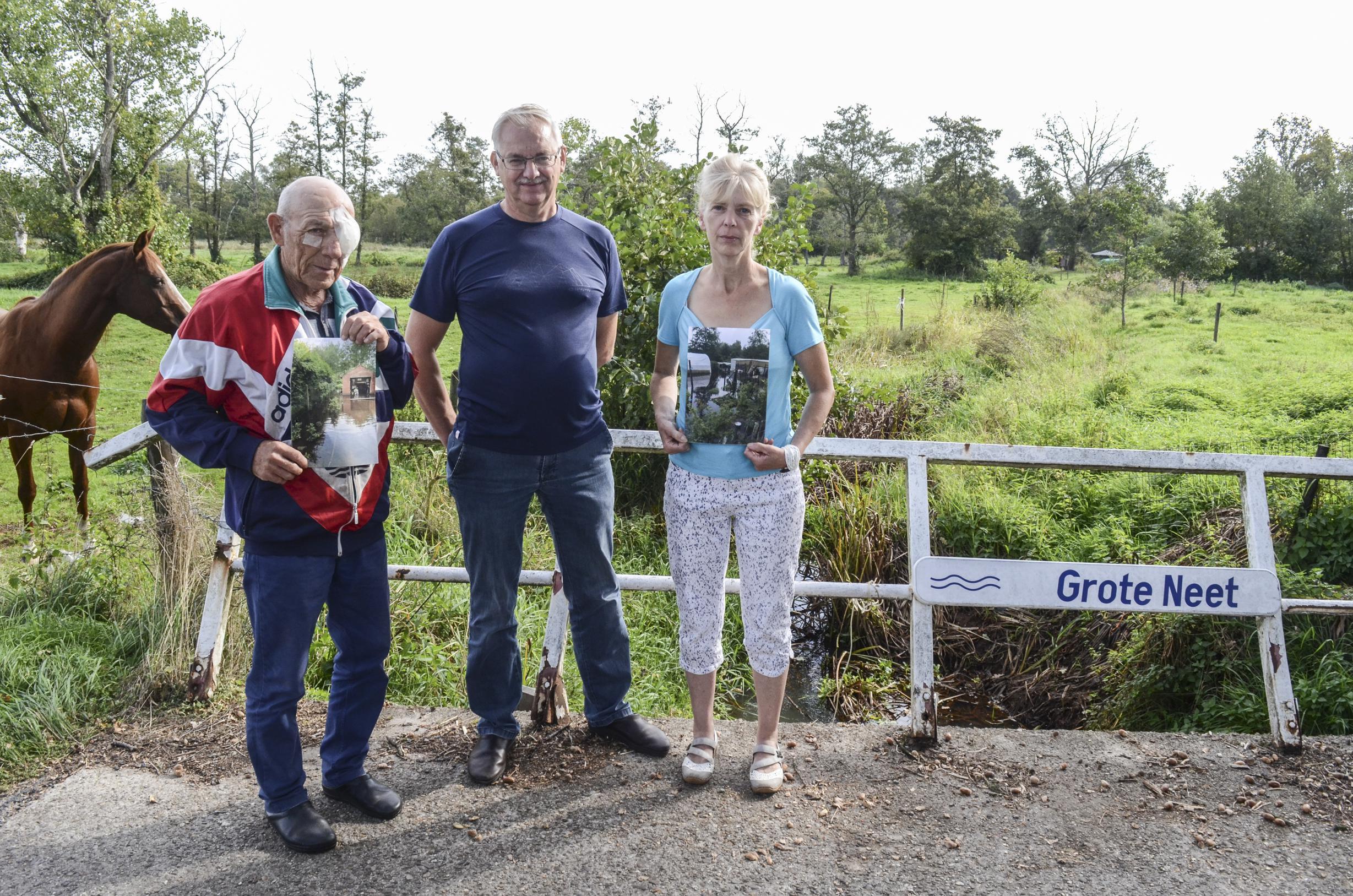 Huis wordt gesloopt om wateroverlast tegen te gaan - Het Nieuwsblad