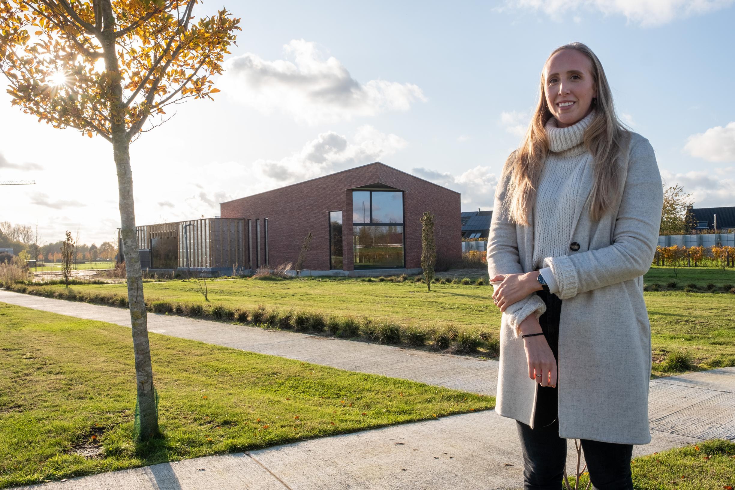 Nieuw uitvaartcentrum opent in voorjaar 2020 in Landschapspark