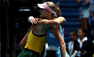 Australië en Frankrijk staan gelijk na openingsdag Fed Cup