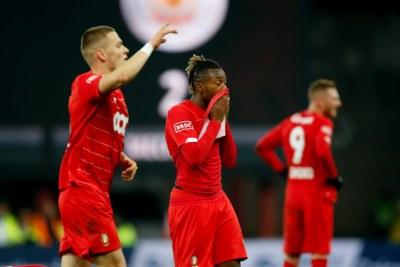 ONZE PUNTEN. Standard-spelers scoren ondermaats, topprestaties bij Mechelen