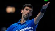 Djokovic opent ATP Finals met vlotte zege tegen Berrettini