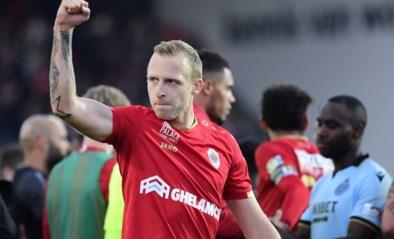 ONZE PUNTEN. Zowel bij Antwerp als Club Brugge een gebuisde, dé man van de match liep bij de thuisploeg