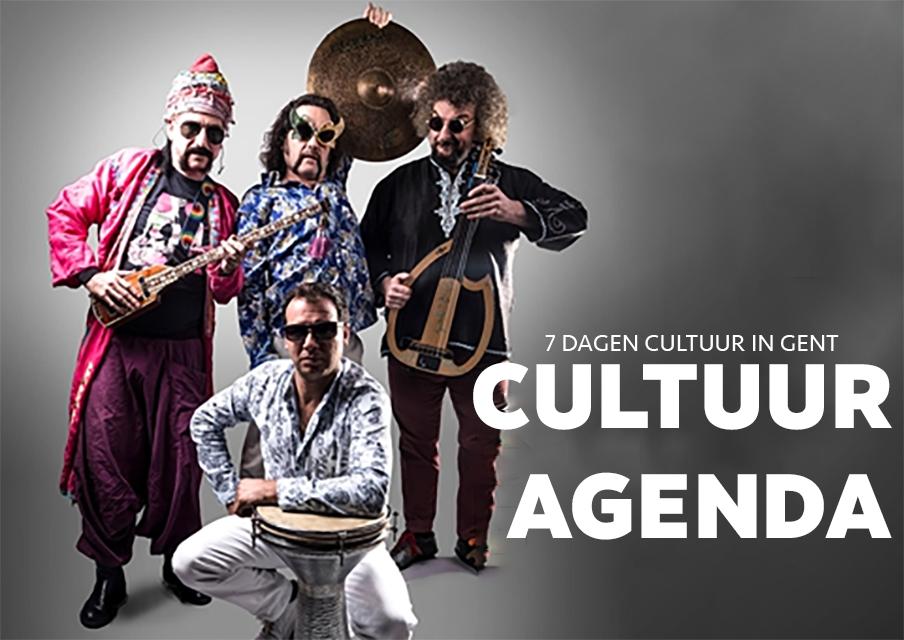 7 daagse van Gent: de cultuurtips van de week (Gent) - Het Nieuwsblad
