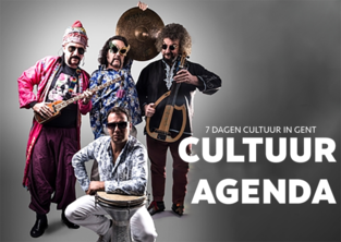 7 daagse van Gent: de cultuurtips van de week