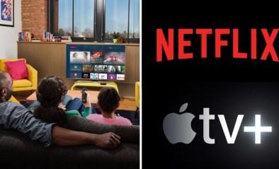 Wie wint de strijd om de streamer? Onze Gadget Inspector bekijkt en vergelijkt Netflix en Apple TV+