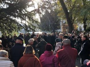"""Onverschilligheid is onze grootste vijand"": Kristallnacht herdacht in Gent"