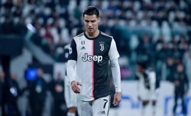 Boze Cristiano Ronaldo verlaat stadion na vroege wissel, vervanger Paul Dybala kroont zich tot matchwinnaar