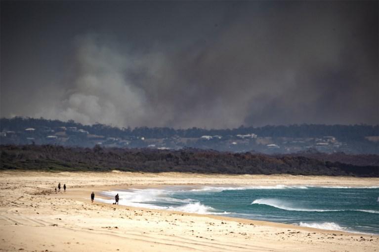 """Australië bereidt zich voor op"""" een van de gevaarlijkste dagen in de geschiedenis """"van catastrofale bosbranden"""