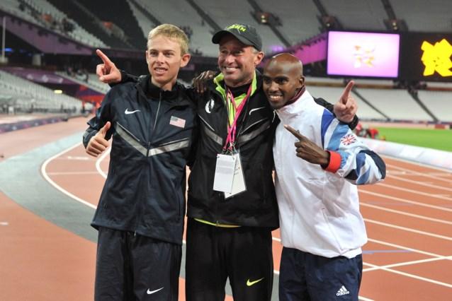 Atletiekcoach Alberto Salazar trekt naar TAS tegen dopingschorsing