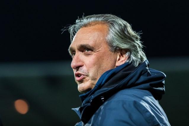 VVV-Venlo zet coach Robert Maaskant op straat na glansprestatie van Cyriel Dessers