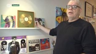 VIDEO. Hasseltse platenzaak exposeert Herman Brood