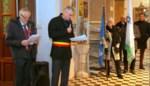 FOTO-VIDEO. 11 november: Constantijn en Michiel blazen The Last Post in Beervelde