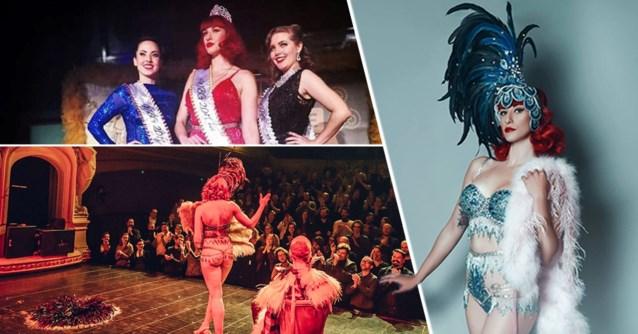 """Vlaamse Zoe wint wereldkampioenschap burlesque met glamoureuze striptease: """"Concurrentie was zo heftig, dit had ik niet verwacht"""""""