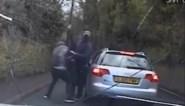 Politie verspreidt beelden van bloedstollende achtervolging