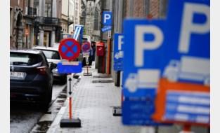 Gent voert belasting in op parkeerverboden voor werven: minstens 6 euro per dag
