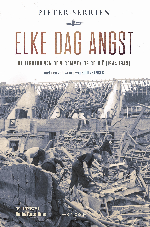 75 jaar geleden: nog een jaar met vliegende bommen - Het Nieuwsblad