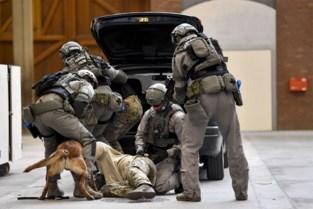 Huiszoeking in Brusselse lokalen van speciale eenheden politie