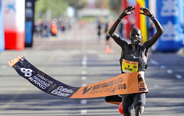 Voormalig wereldrecordhouder halve marathon krijgt schorsing van vier jaar na dopingovertreding