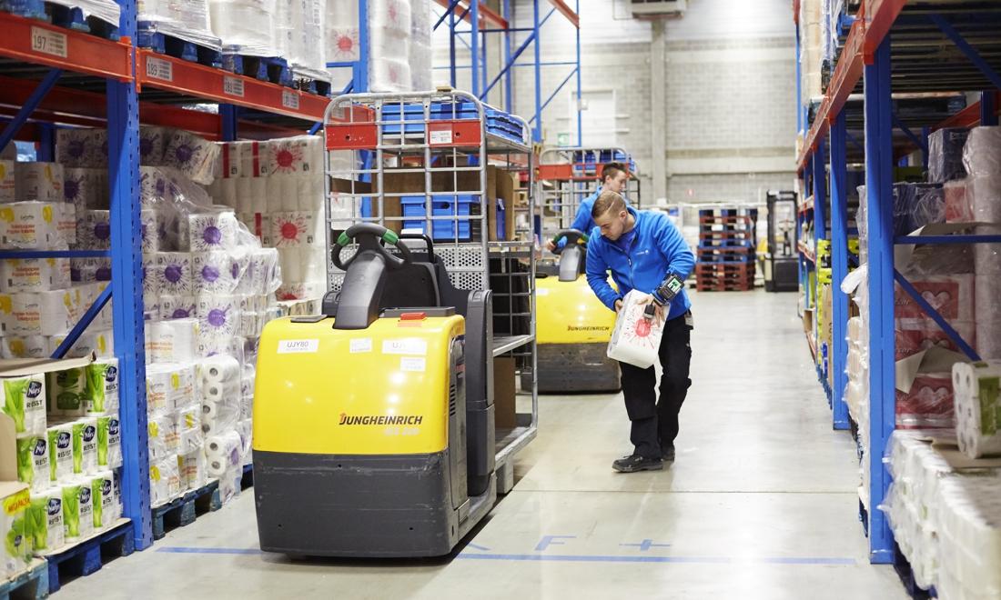 Collect&Go van Colruyt Group verhuist naar distributiecentrum in Londerzeel