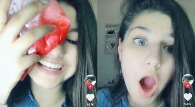 """Nieuwe internet challenge: tieners gebruiken bleekmiddel om """"mooie heldere ogen"""" te krijgen"""
