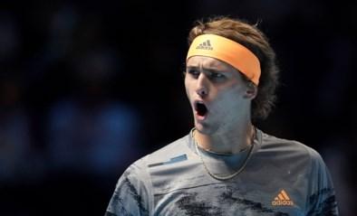 Meteen verrassing op ATP Finals: titelverdediger Alexander Zverev verslaat Rafael Nadal