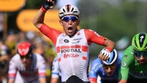 """Caleb Ewan: """"Enorm veel druk gevoeld tijdens de Tour de France"""""""