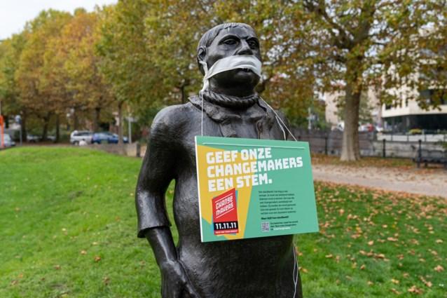 Gent verdubbelt opbrengst 11.11.11 met 75.000 euro