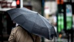 Het is nog lang niet gedaan met regenen: koude dagen op komst