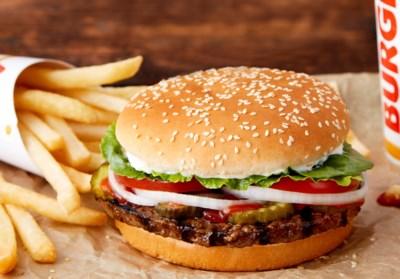 """Nu ook een Whopper zonder vlees bij de Burger King: """"Met deze kwaliteit is een kantelpunt bereikt"""""""