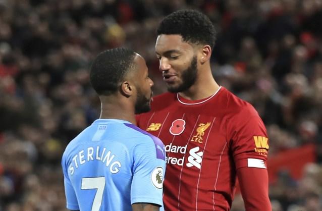 Sterling grijpt Liverpool-speler bij nekvel: geen interlands voor City-ster