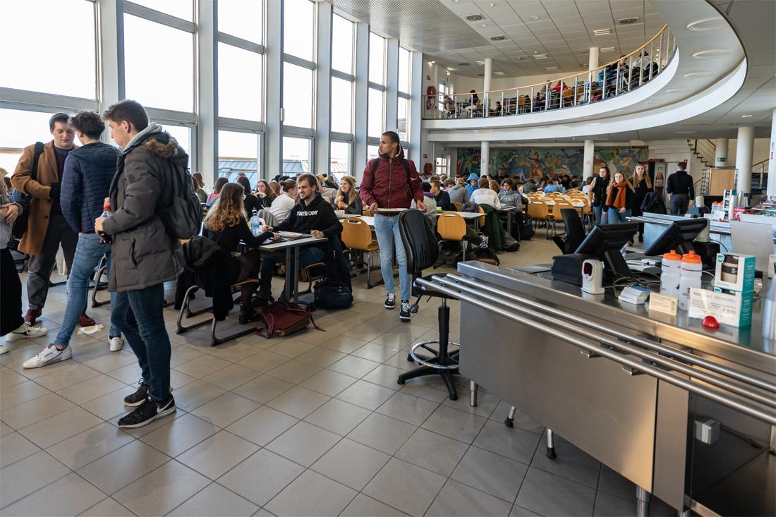 Populairste 'studentenresto' opnieuw open: maar verbouwingen nog niet gedaan