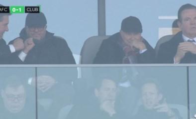 Paul Gheysens en Bart Verhaeghe ruziën in loge tijdens Antwerp-Club Brugge