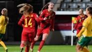 Red Flames sluiten 2019 in schoonheid af met ruime zege tegen Litouwen: Tine De Caigny scoort vijf (!) keer