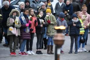 FOTO; Kinderen herdenken mee Wapenstilstand in Lembeek
