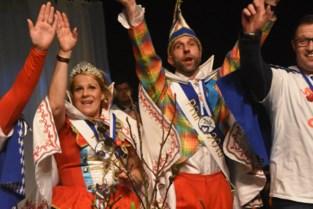 Voor het eerst twee dames kandidaat-prinsenpaar in Halle