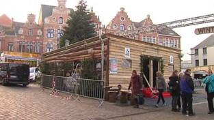 VIDEO. Winterfeest Aarschot met allereerste blokhuttenquiz, tractor lichtstoet en kinderwinterwonderland