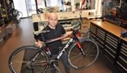 """Veldrijder opent fietswinkel in centrum: """"Ik was mijn garage wat ontgroeid"""""""