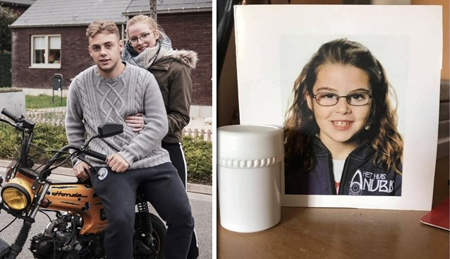 "Jordy (20) is laatste foto met overleden zusje Tiara (10) kwijt na diefstal: ""Jas kan me niet schelen, maar die foto is me dierbaar"""