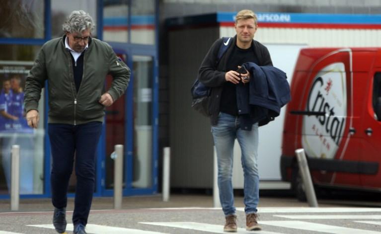 Officieel: Mazzu ontslagen als trainer van KRC Genk, Domenico Olivieri neemt voorlopig over