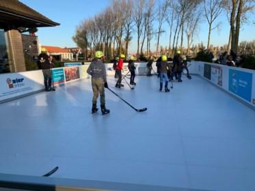 Ecologische schaatsbaan is getest en goedgekeurd, straks is het jouw beurt