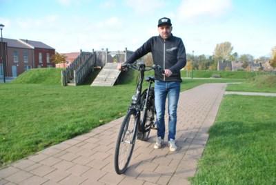 """Politie laat gestolen fiets van David (35) weer schieten: """"Ik had beter zelf het heft in handen genomen"""""""